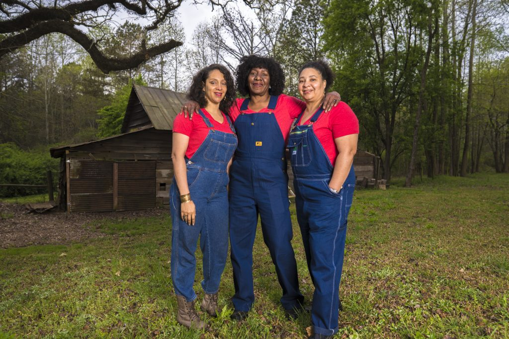 Black Farmers' Network | Dr. Veronica Womack | All-female farming family unearths 1920s textile goldmine